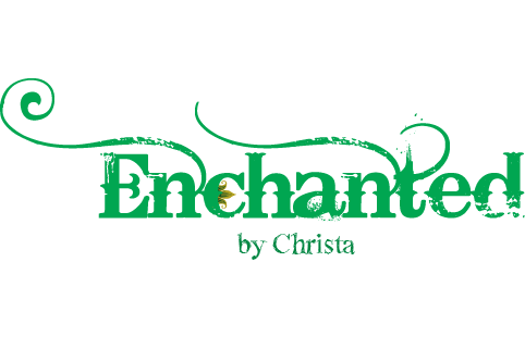 This is Enchanted by Christa's logo. We developed an image SEO plan with her and in 6 months she was getting more direct leads via her website from Google than all of her listings combined.