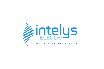 This is Intelys Telecom's logo. We conducted an SEO audit for their existing platform, gave recommendations on strategy. We also did keyword research and implementation for their blogs.